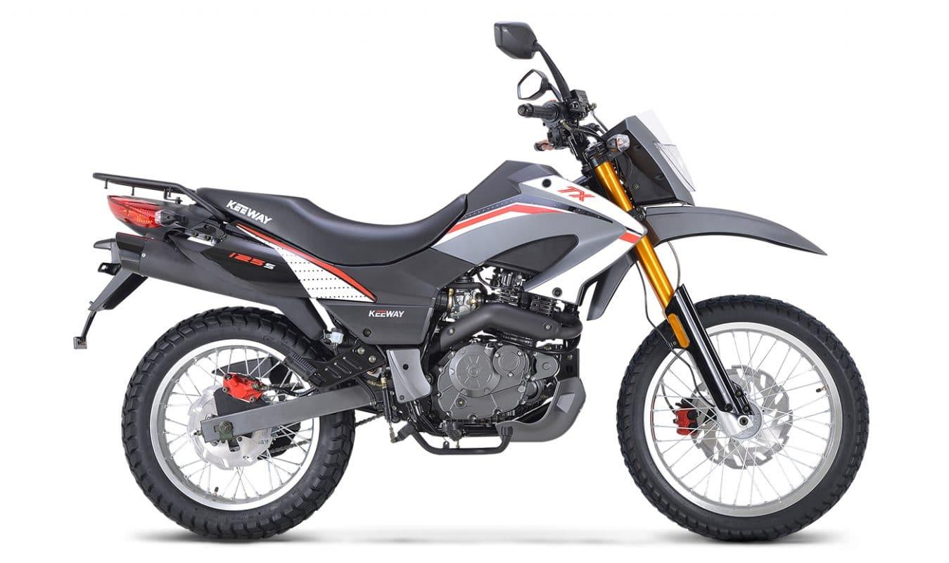 Keeway TX125 Valencia
