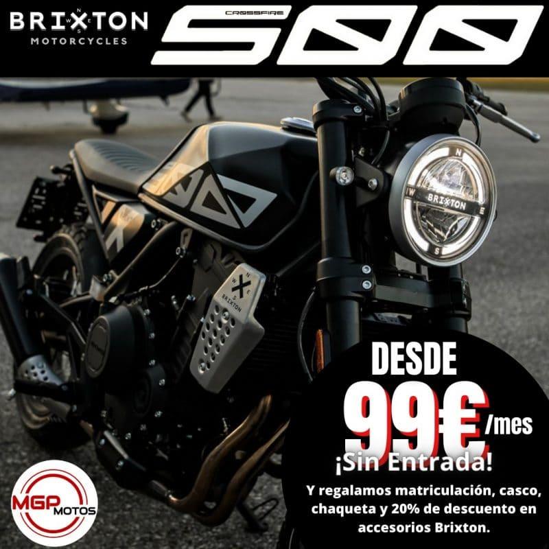 Brixton Crossfire 500 Valencia