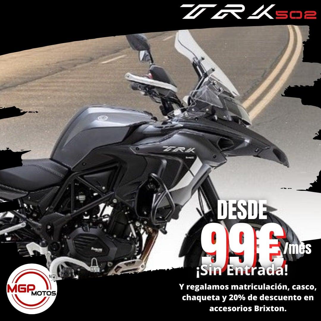 TRK 502 Valencia