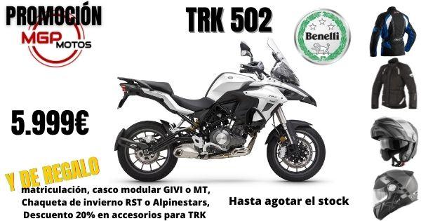 TRK 502