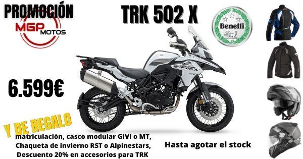 TRK 502 X